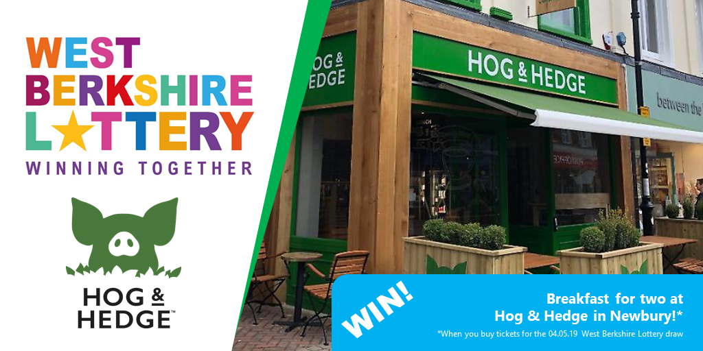Win breakfast for two at Hog & Hedge!