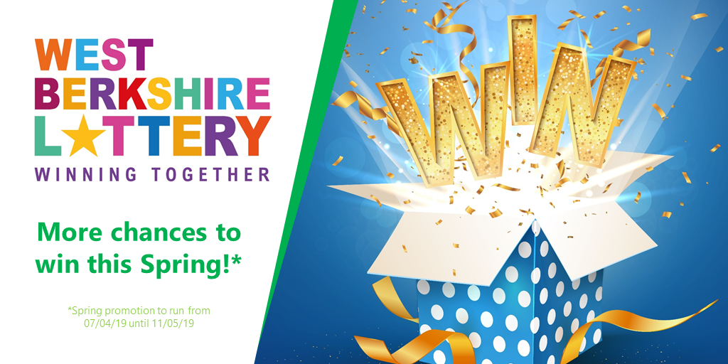 This Spring there's more prizes to be won!