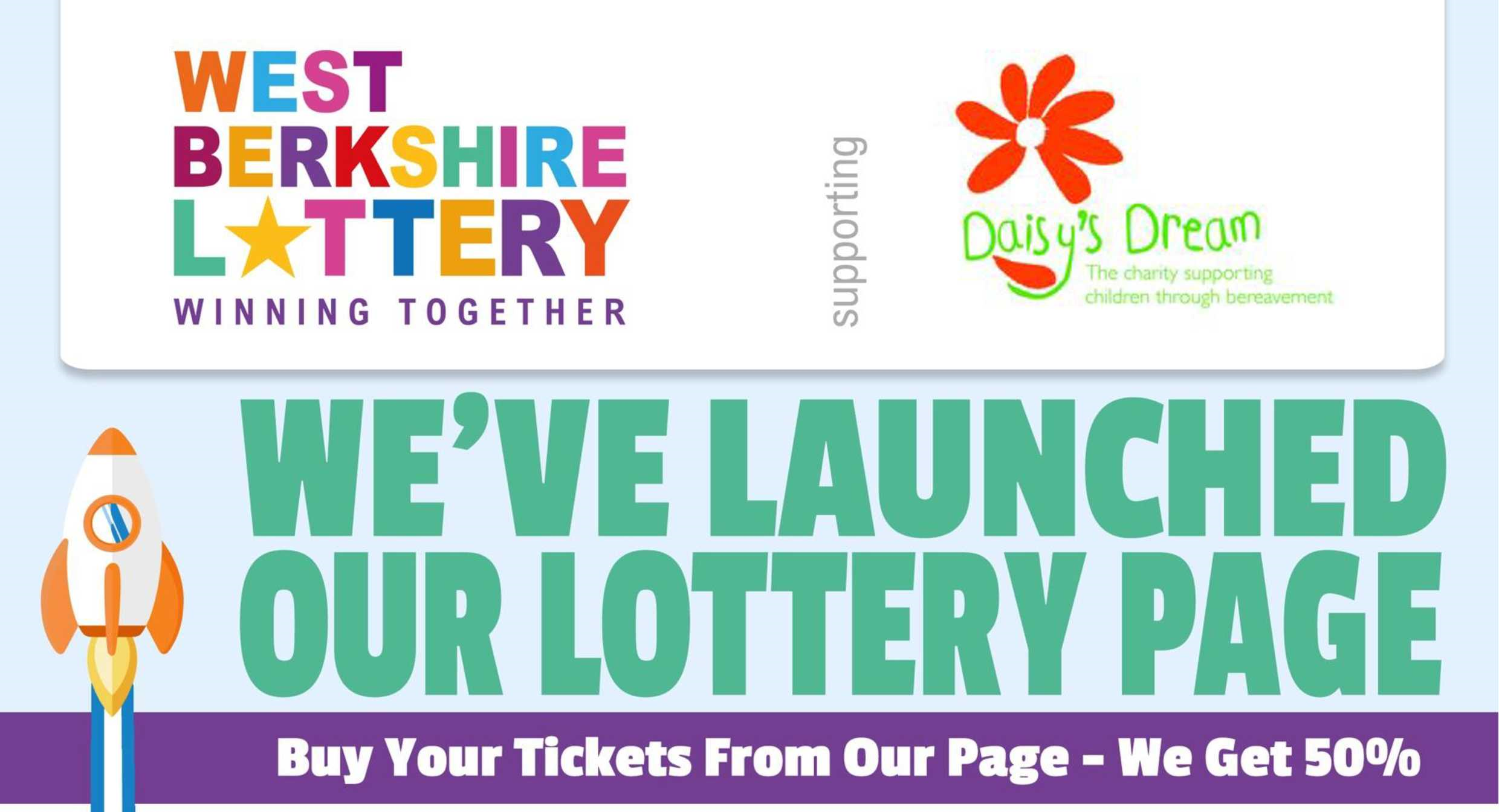 Lottery will help Daisy's Dream to provide support to West Berkshire families.