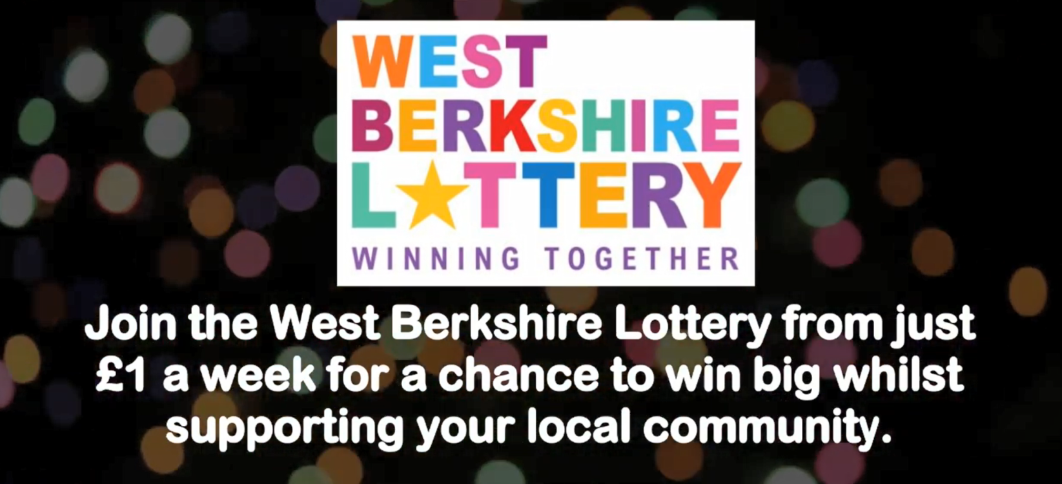The first draw for the new West Berkshire Lottery is now just a few days away!