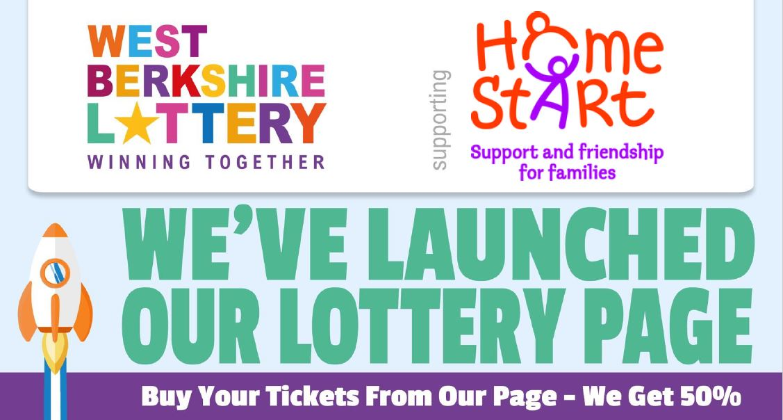 Home-Start share how the lottery is helping them to raise funds regularly