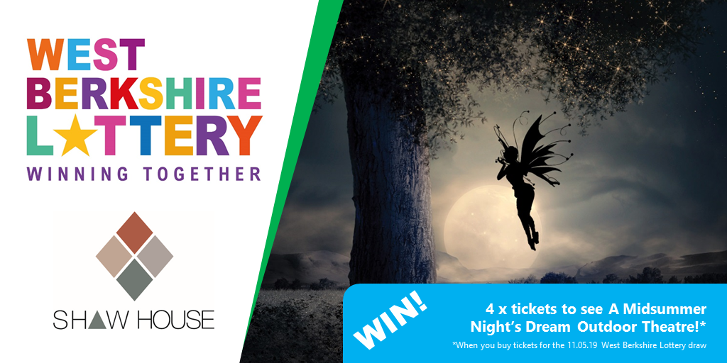 Win tickets to A Midummer Night's Dream at Shaw House