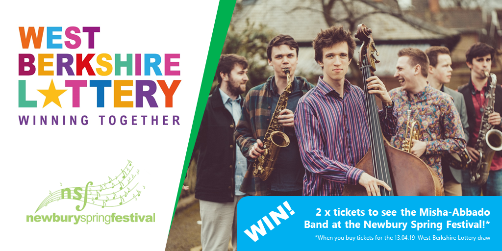 Win tickets to this years Newbury Festival
